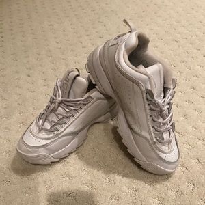 Chunky Fila Sneakers